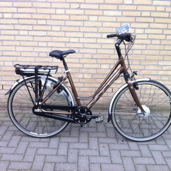 Multicycle aanbieding verstappen tweewielers